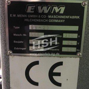 M14L/7680 – MENN – GW23 – 1995 – 0,8- 3 mm
