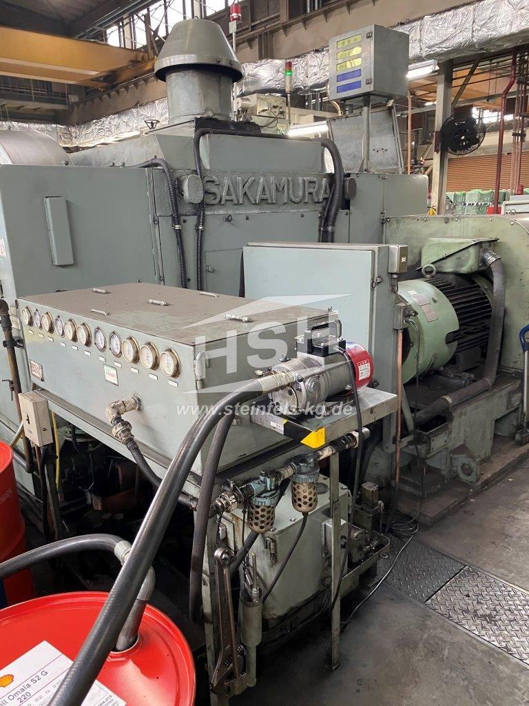 M32U/8296 — SAKAMURA — HBP 100 – 1982/2005 – 45 mm