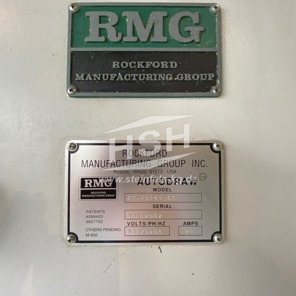M38L/8269 – RMG – 67-20143-66 – 1990 – 11 mm