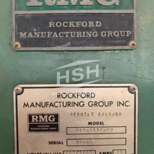M38L/8469 – RMG – 910-1536-20 – 1988 – 15,6 mm
