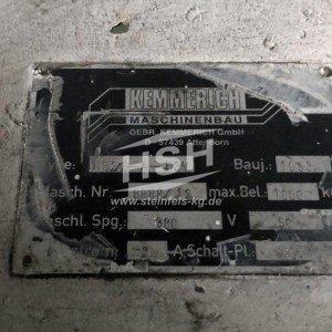 M60L/8112 – KEMMRICH – H52-2-A-HSV – 1993 – 1200mm